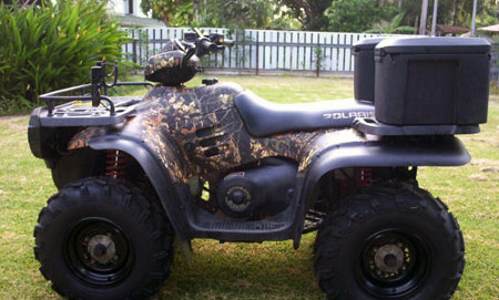 Complete Camo Kit for ATVs