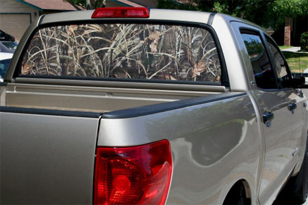Camo Window Film